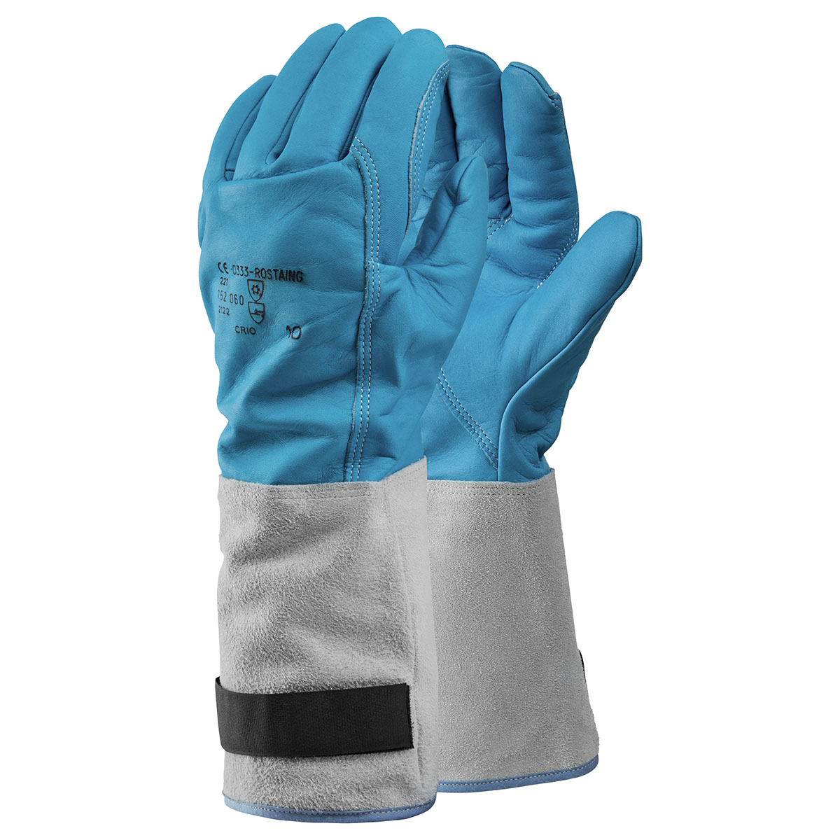 Ultra-Low Temperature Protective Gauntlet