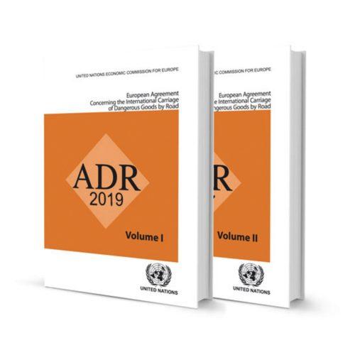 ADR 2019 Regulations Spiral Bound 2 Volume Set