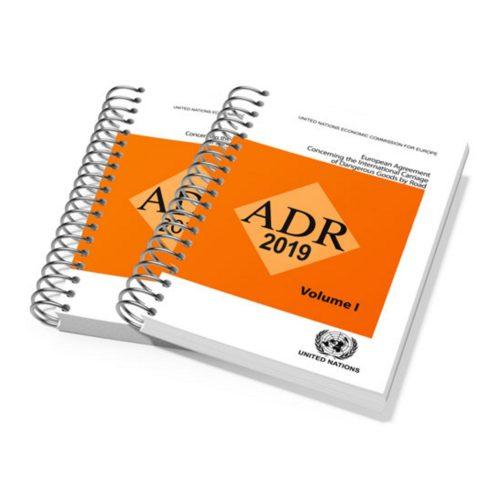 2019 ADR Regulations Spiral Bound 2 Volume Set