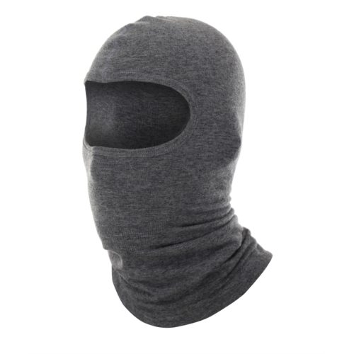 Flame Resistant & Anti-Static Seamless Baselayer Balaclava, Grey