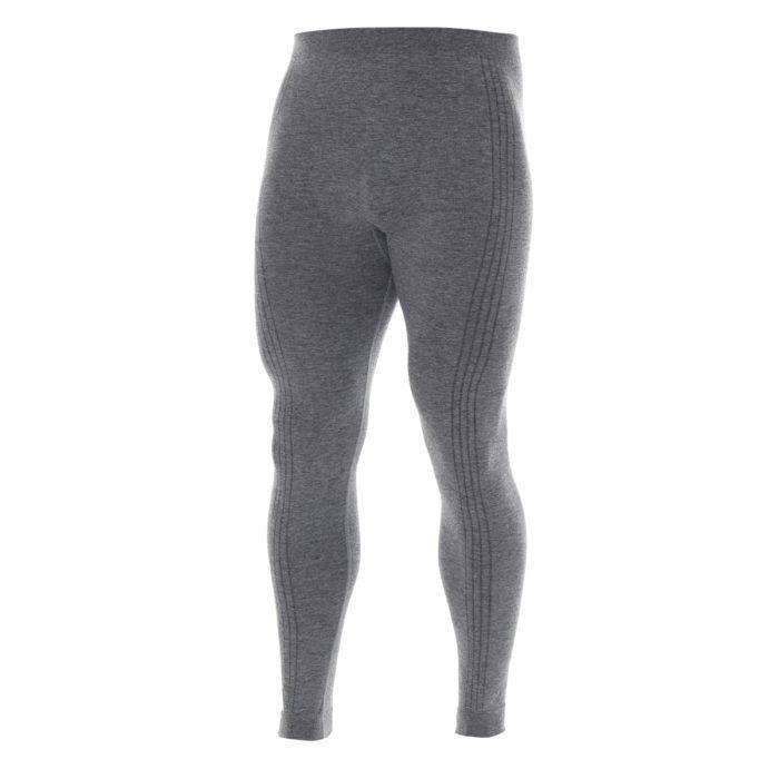 Flame Resistant & Anti-Static Seamless Baselayer Leggings, Grey