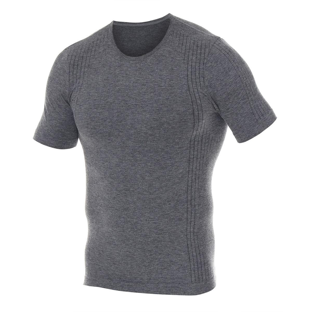 flame Resistant & Anti-Static Seamless Baselayer SS T-Shirt, Grey 1200