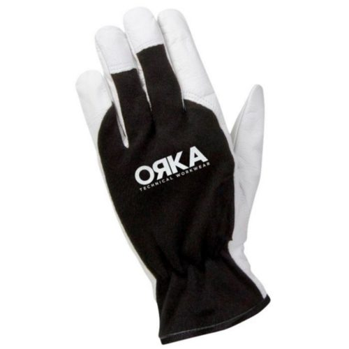 Orka 672 Leather Assembly Glove