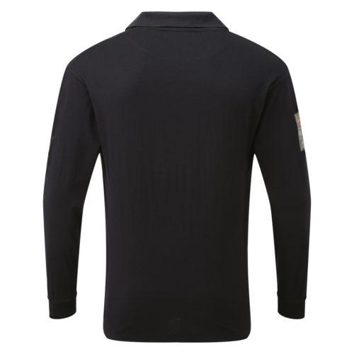 HAZTEC® Boscan FR AS Inherent Long Sleeve Poloshirt