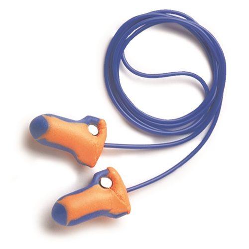 Lasertrak Detectable Corded Ear Plugs Box of 100