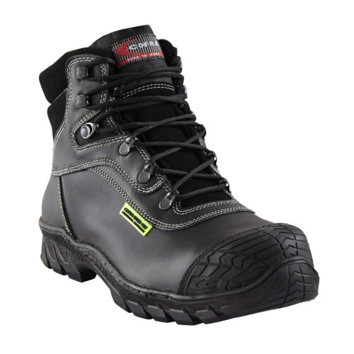 Darwen Internal metatarsal Black Safety Boots