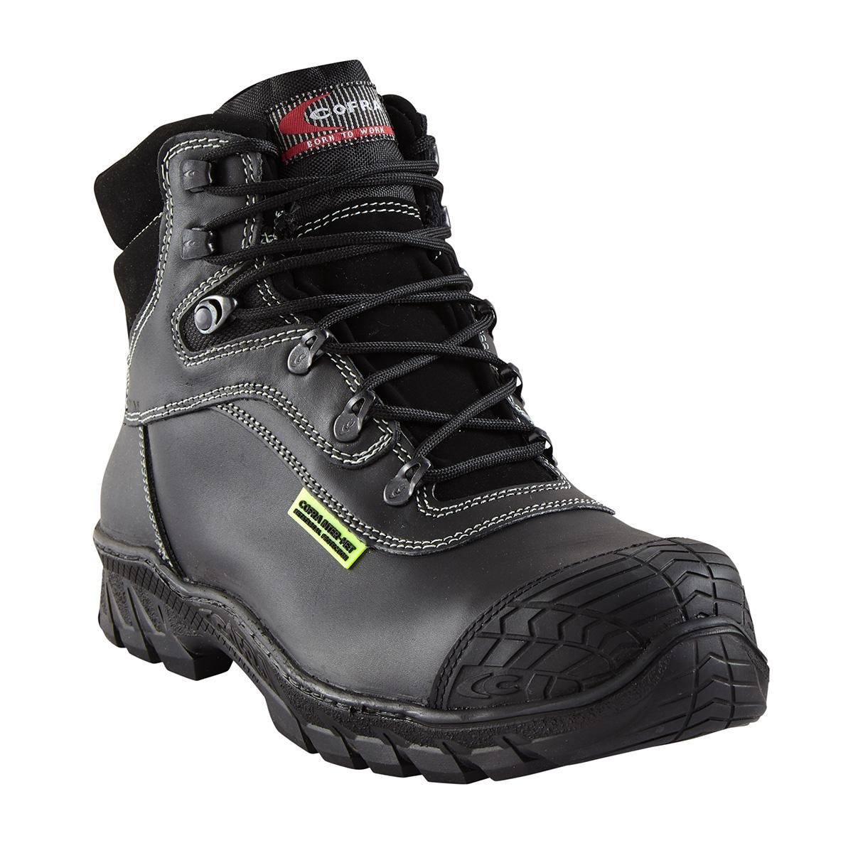 Darwen Internal metatarsal Black Safety Boots