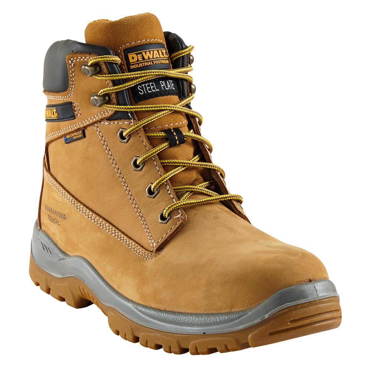 SF0011_WHEAT_DeWalt_Titanium_Safety_Boots