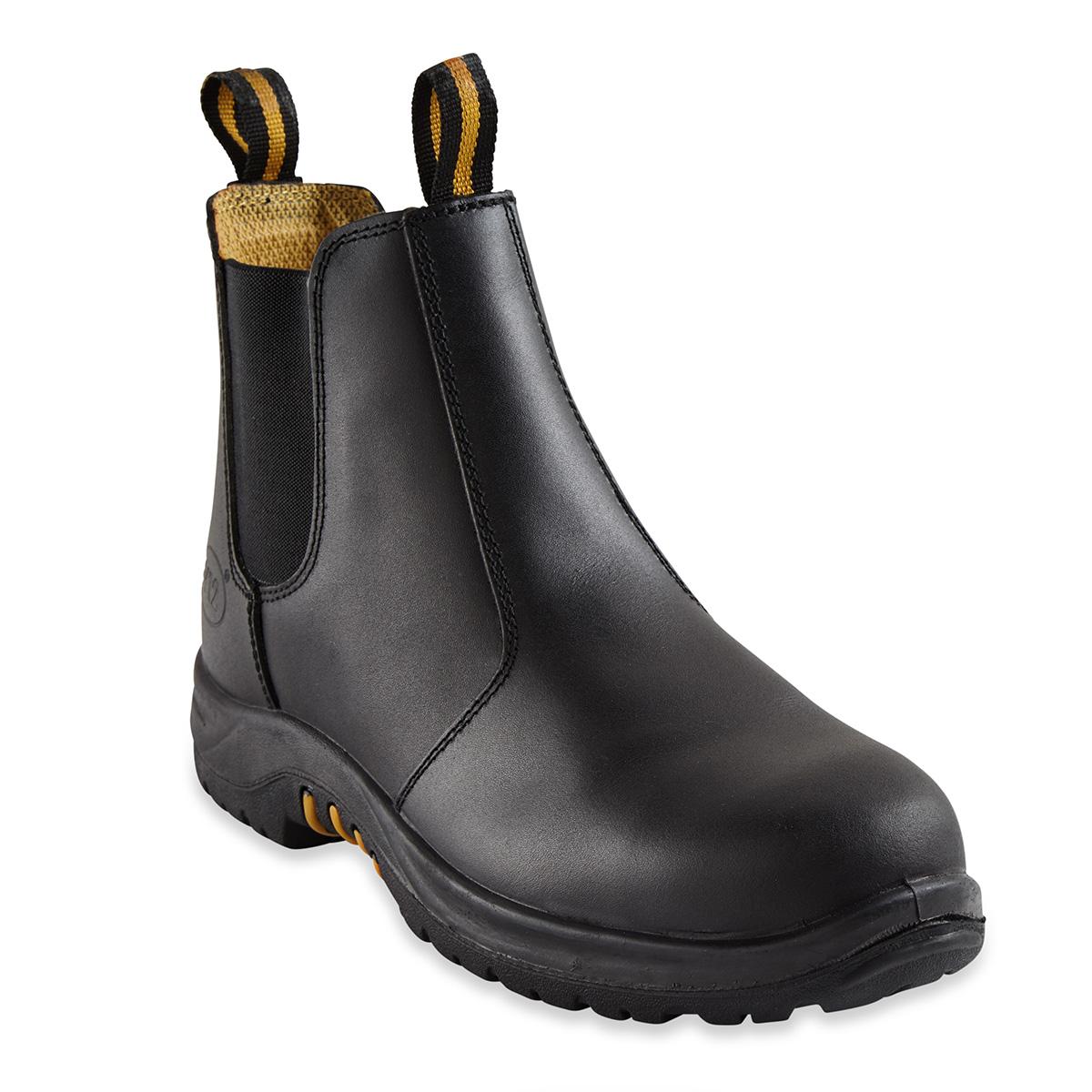 SF0609_BLK_V12_Colt_Safety_Dealer_Boot