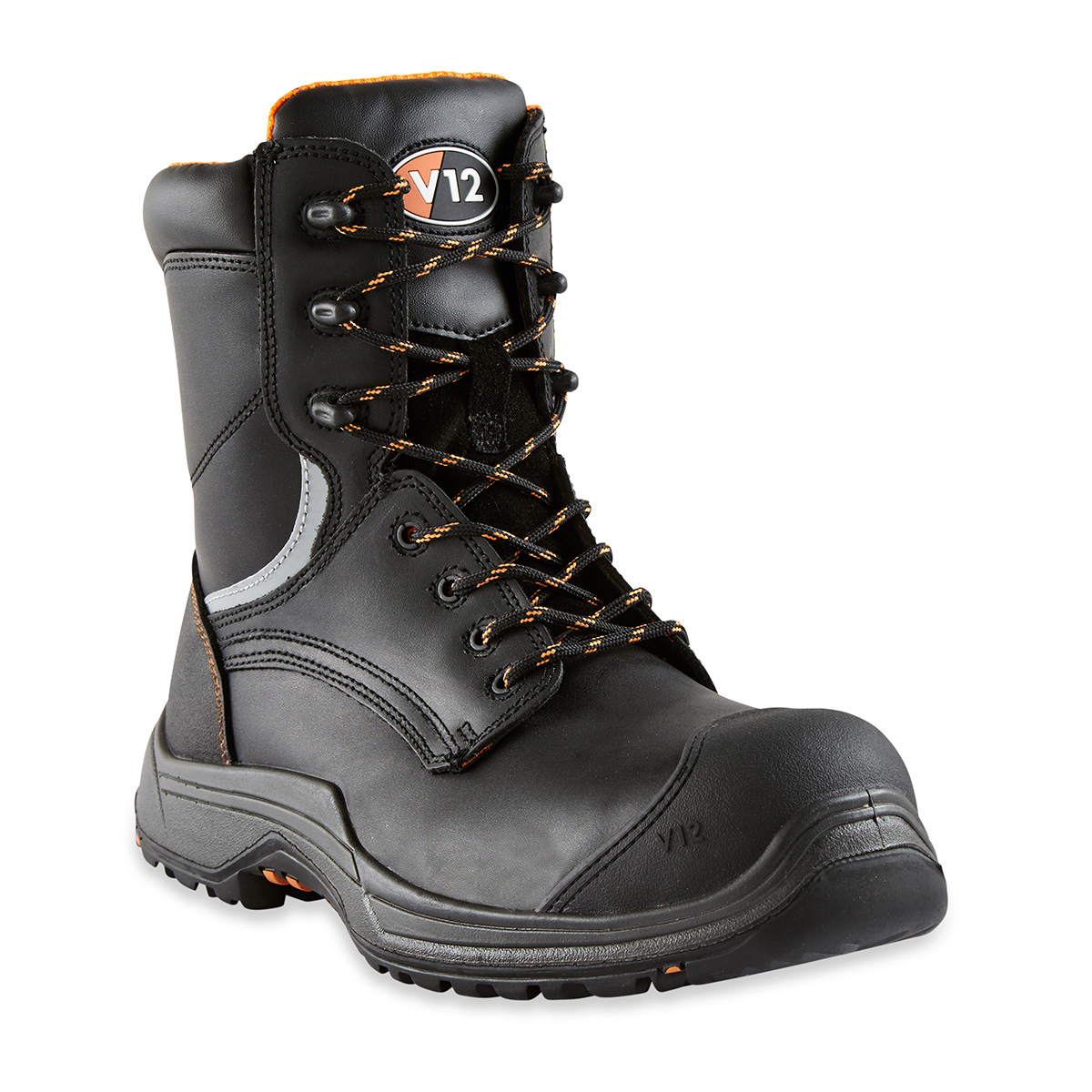V12 Avenger High Leg Safety BootV12 Avenger High Leg Safety Boot