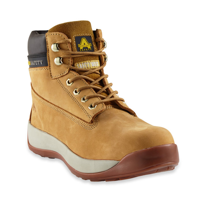 SF1020_STD_Amblers_Honey_Nubuck_Safety_Boot