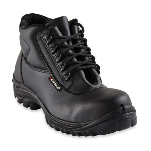 Chemical resistant boot