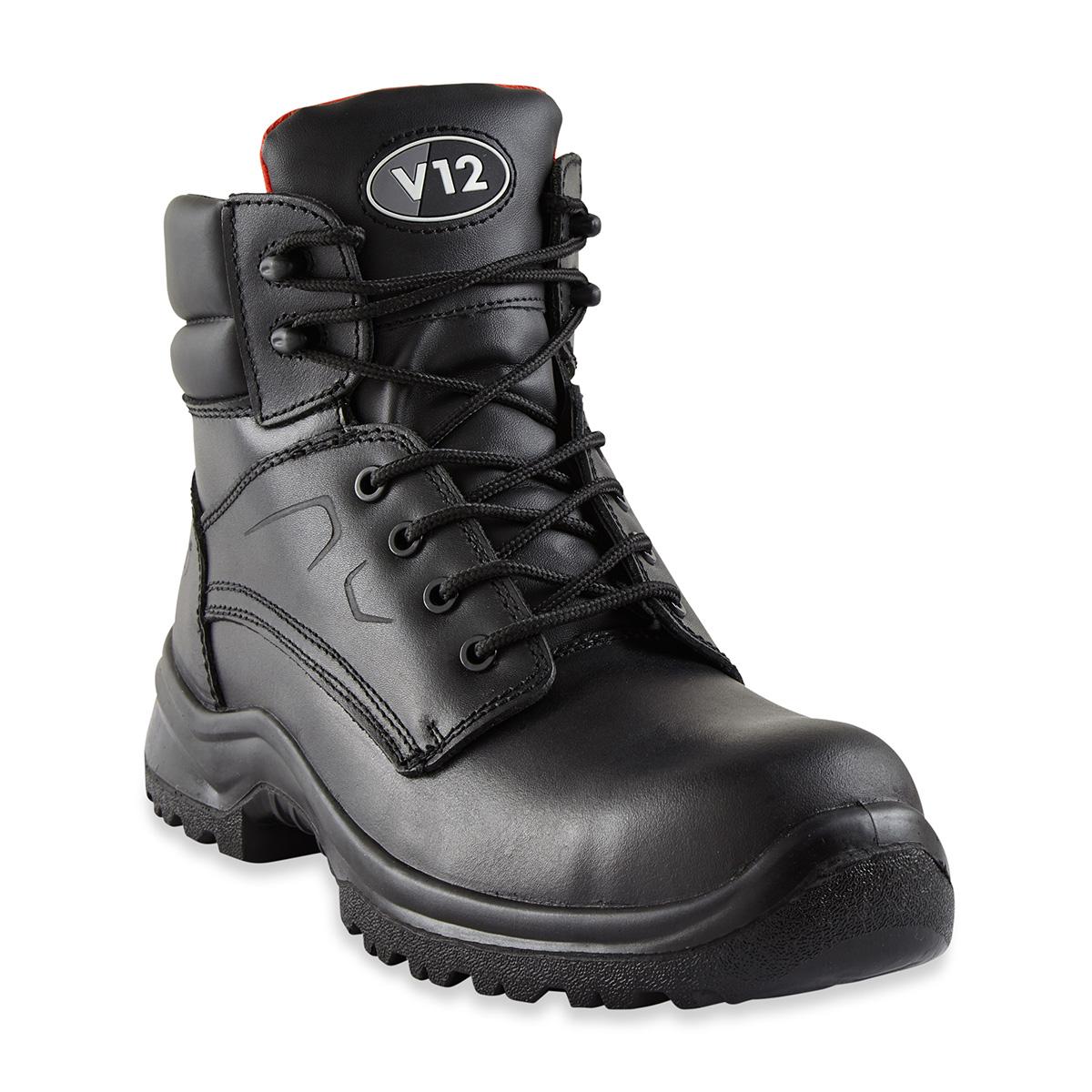 V12 Otter Safety Derby Boot