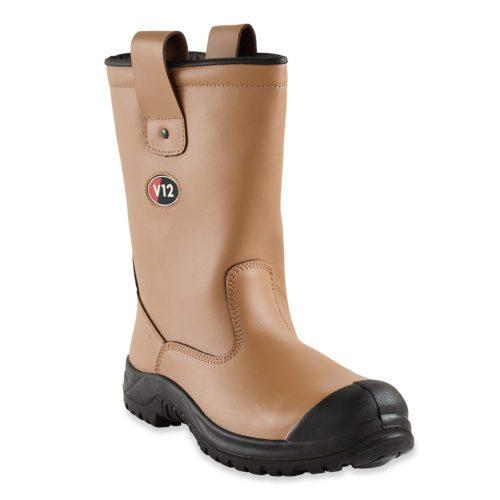 SF6816_TAN_V12_Polar_Lined_Safety_Rigger_Boot