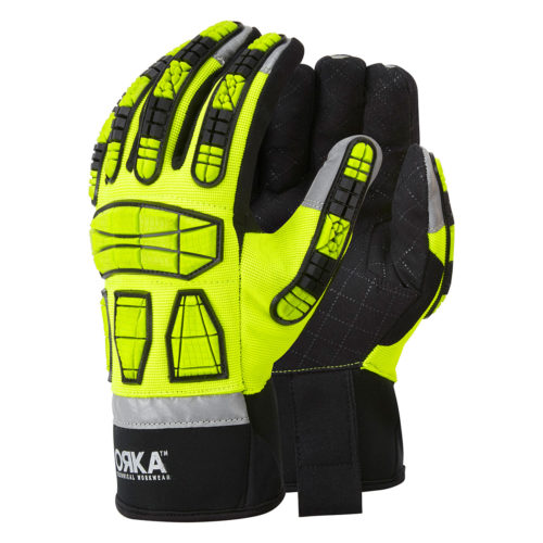 Offshore safety gloves