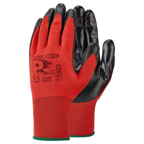 Cut 1 Smooth Nitrile Glove