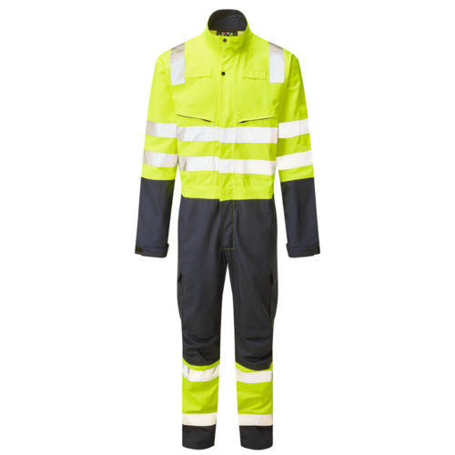 ORKA Alva Two Tone Hi Vis Coverall