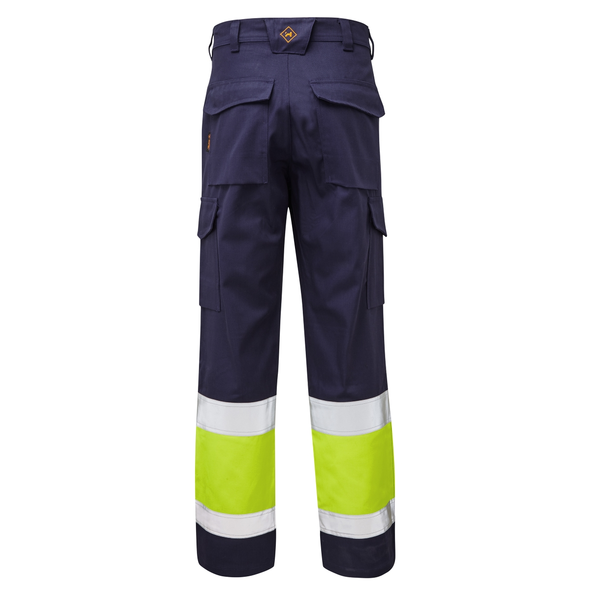 Haztec FR/AS Class 1 Hi-Vis trouser 275 gsm