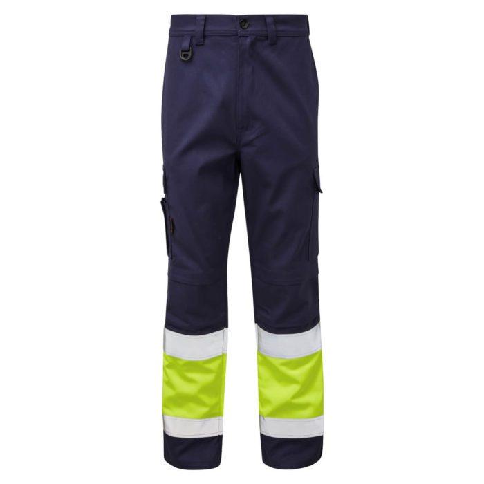Class 1 Hi-Vis trouser 275 gsm