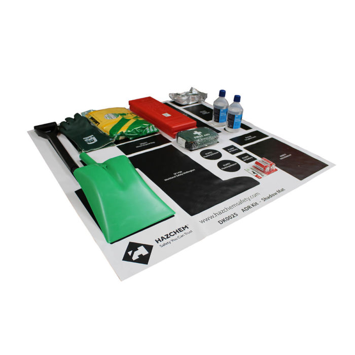 DK0025 ADR Kit Shadow Mat
