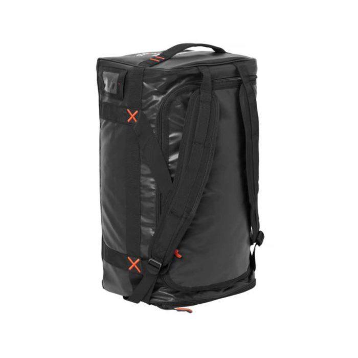 DK7957 Helly Hansen Duffel Bag 70L On end