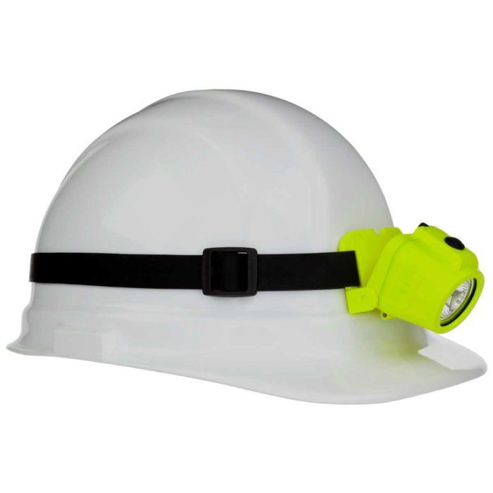 PL0007 On Helmet Side View