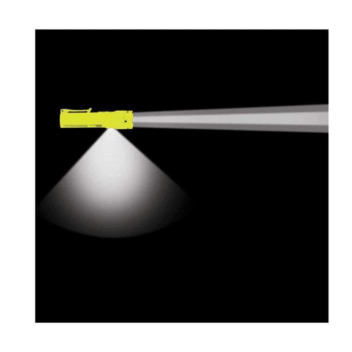 PL0008 Torch Beam Visualisation
