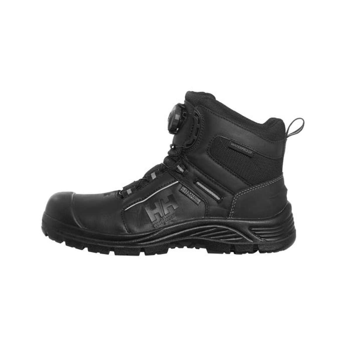 SF7825 Helly Hansen Alna BOA® Mid Height Safety Boot Side View