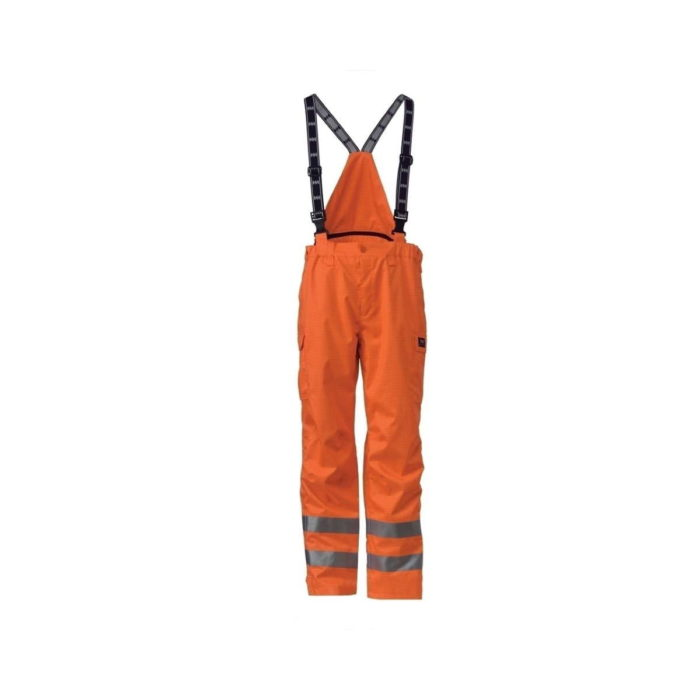 AS1011 Helly Hansen Rothenburg FR AS Bib & Brace Orange