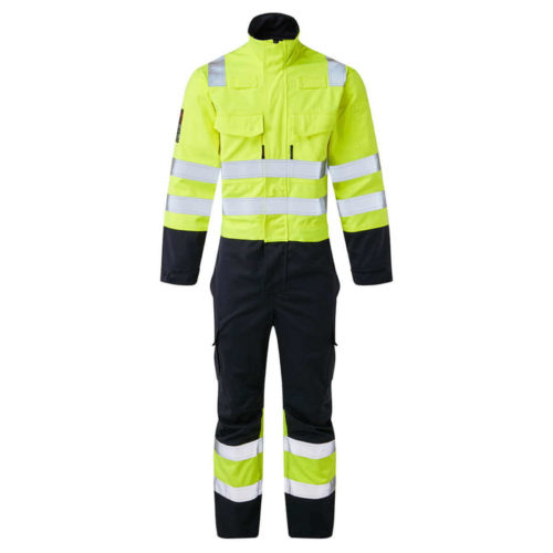 Flame Resistant Anti-Static Inherent ARC Coveralls