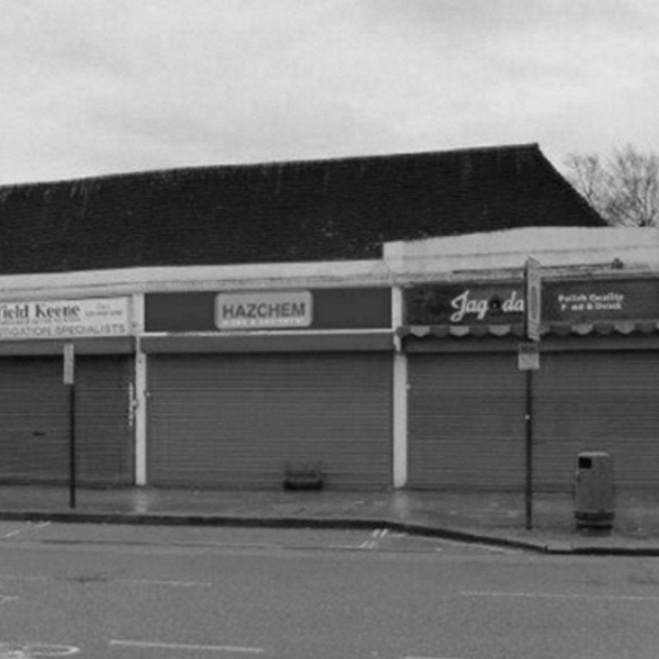 Hazchem First Premises Image 1978