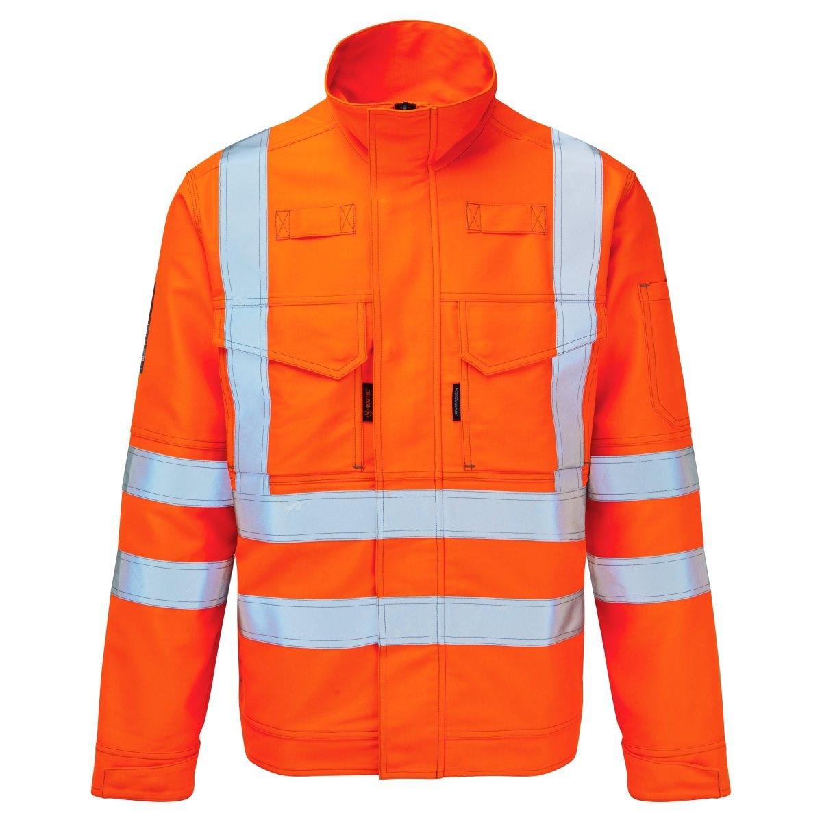 AS1000 HAZTEC Mercury FR AS Hi-Vis ARC Jacket