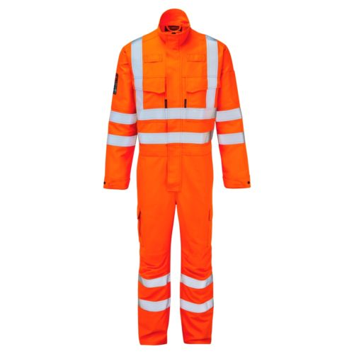 AS1002 HAZTEC Mimas FR AS Hi-Vis ARC Coverall