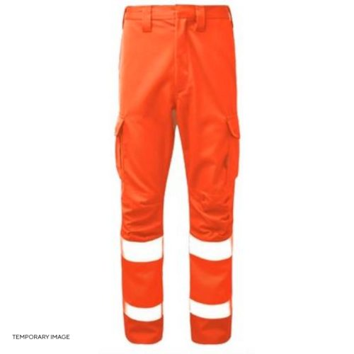 HAZTEC Minerva FR AS Hi-Vis Orange ARC Trouser