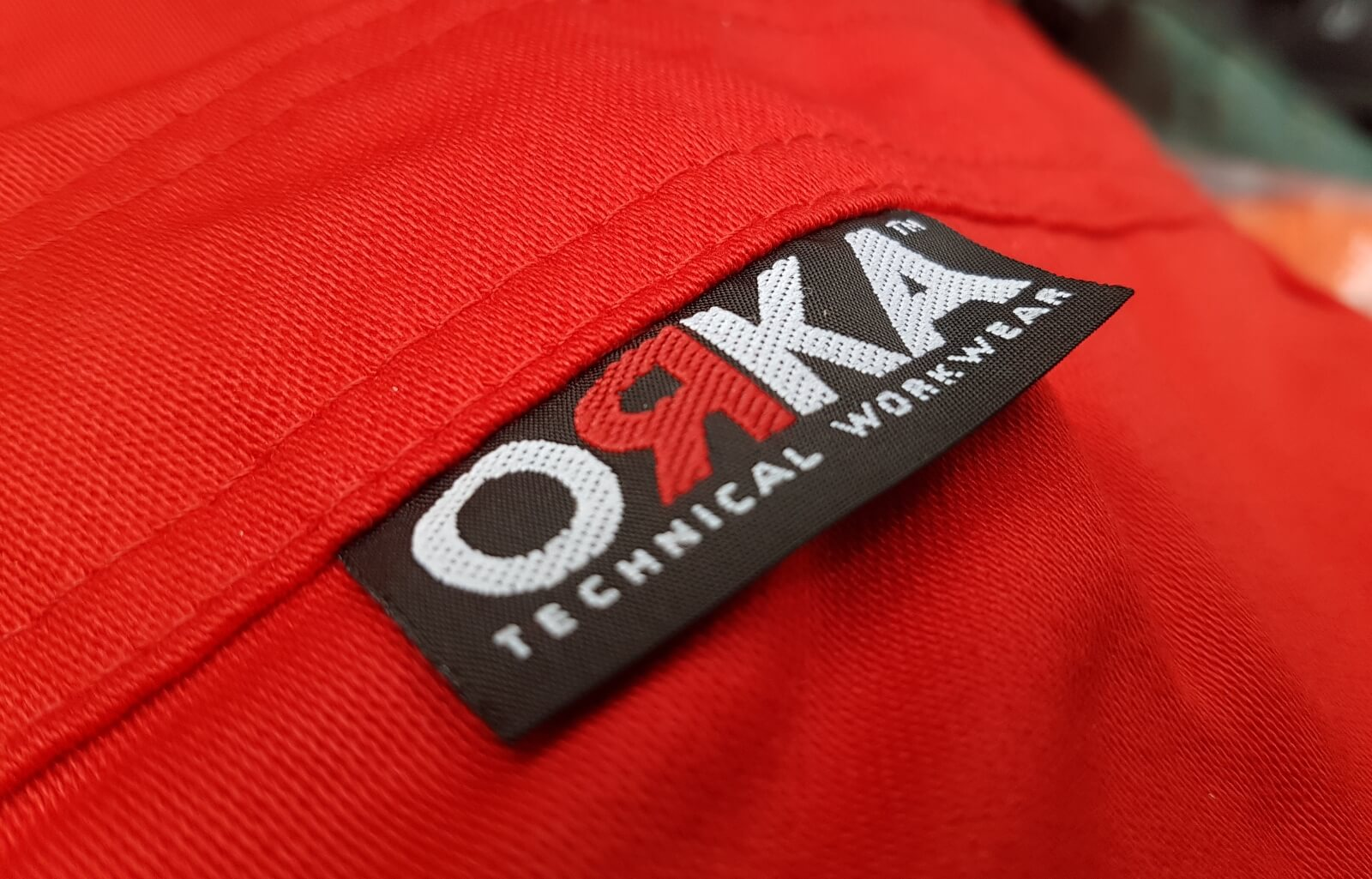 ORKA Technical Flame Resistant Workwear