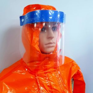 HF0026 Polyester Protective Face Shield