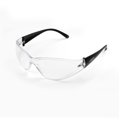 EW1101 Unifit Clear AS Safety Spectacle