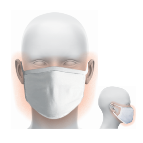 RP0039 Cotton Anti-Bacterial Face Mask