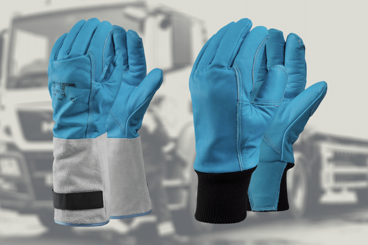 Cyrogenic Glove for Drivers