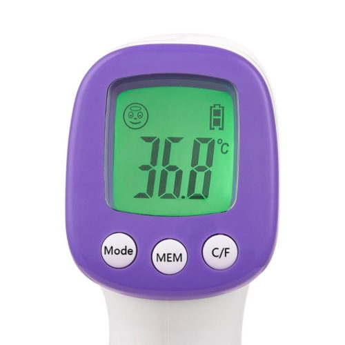 FA0125 Digital Infrared Thermometer_Screen