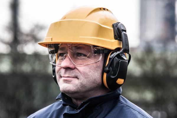 Iris 2 Safety Helmet