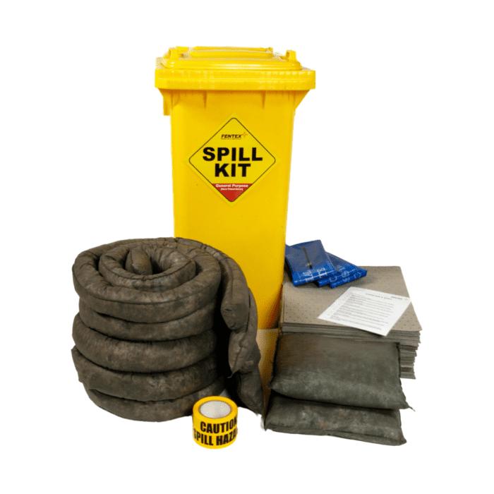 SC1100 Oil Absorbent Spill Kit Refill Kit, 1100 Litres