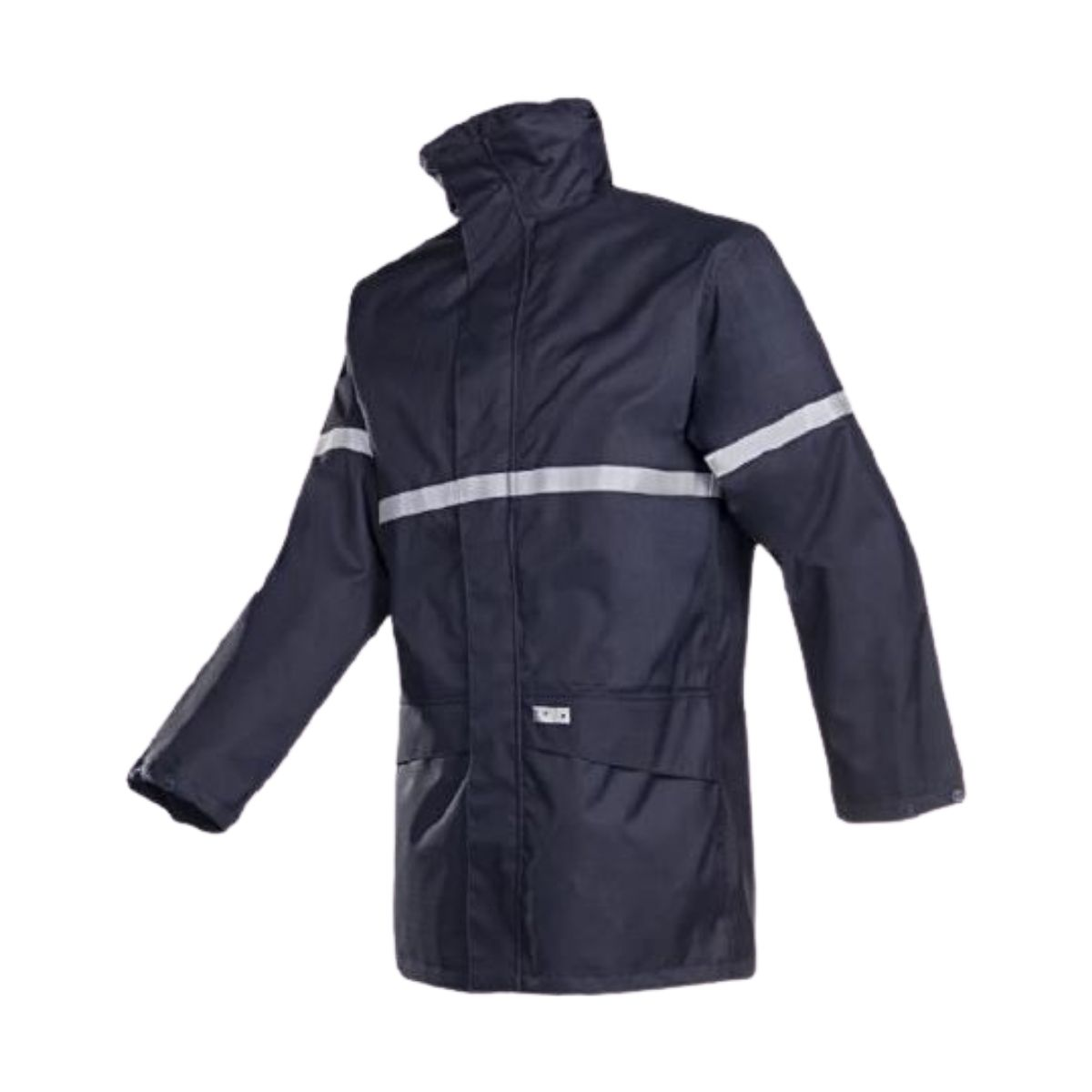 AS0300 Flame Retardant, Anti-static Parka Rain Jacket