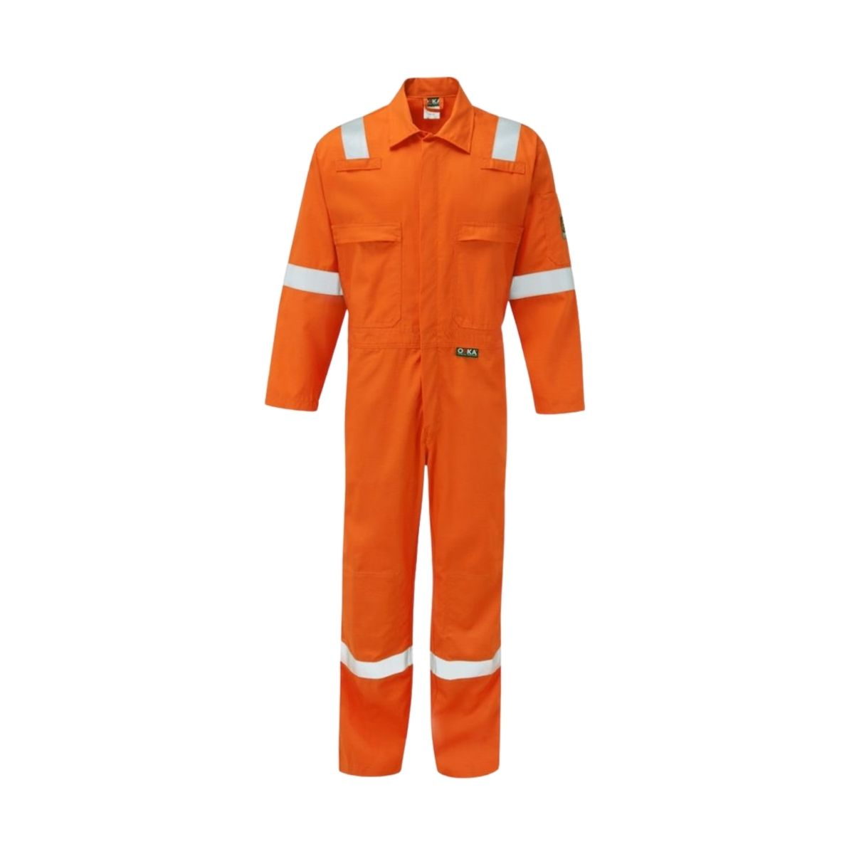 AS7335 ORKA Tropic II Lightweight FR AS Coverall - Orange