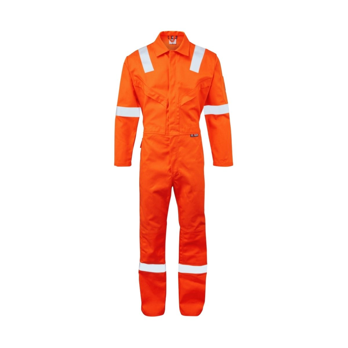 FR7344 ORKA Fabricator FR AS Coverall - Orange