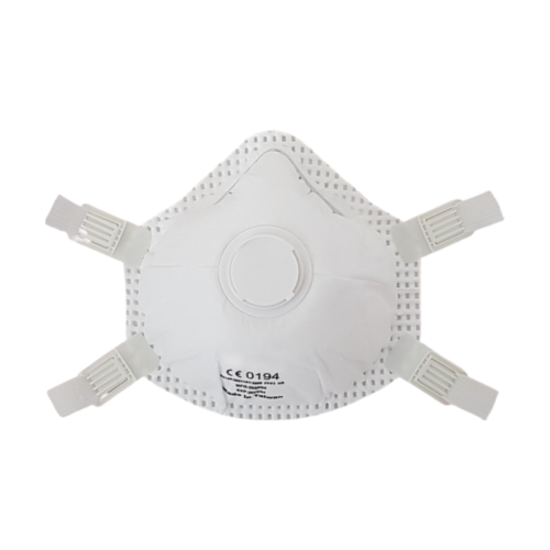 RP0026_Air 3000 P3 Valved Moulded Cup Mask_front