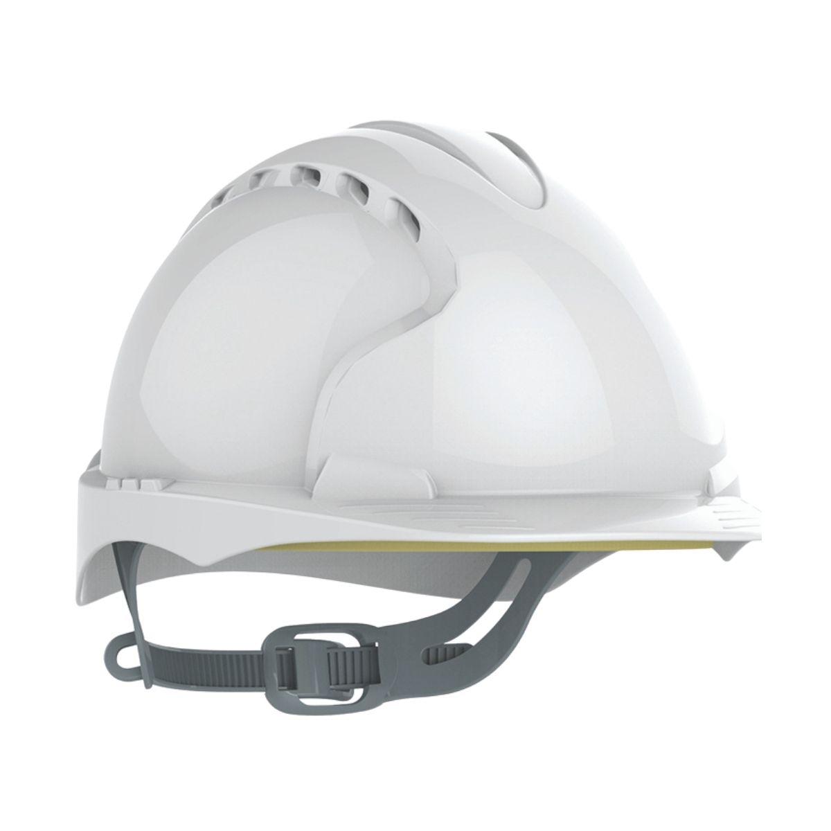 06-0030-0 JSP EVO 2 Slip Ratchet Vented Helmet