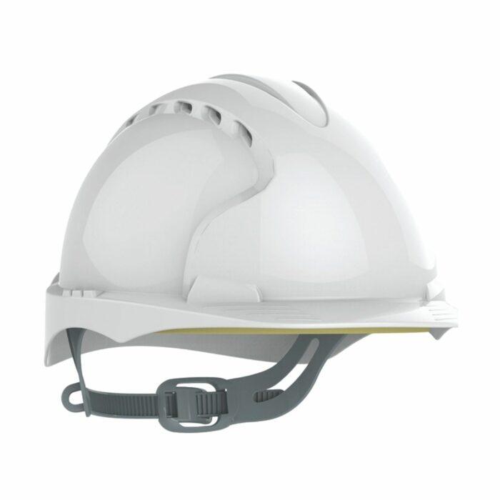 06-0160-0 JSP EVO3 Vented Slip Ratchet Helmet