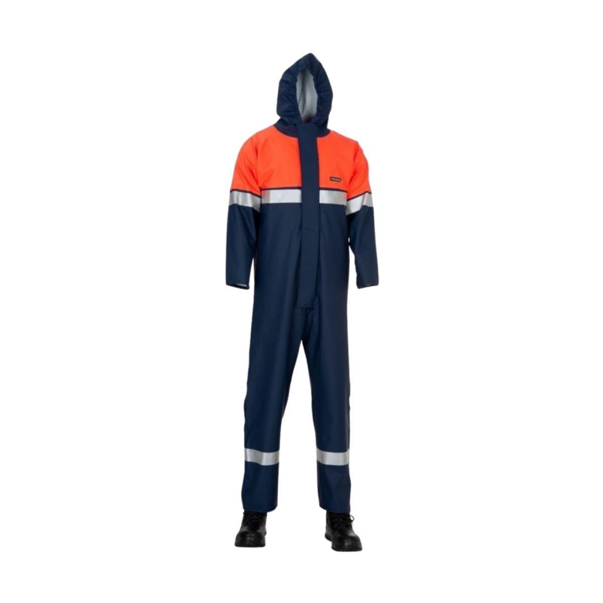 AS2033 HAZTEC Varg Flame Retardant Anti-Static Chemsol Plus Suit