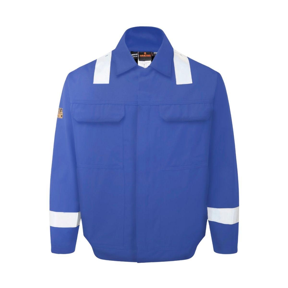 AS2313 HAZTEC® Sidra FR AS Inherent Driver Jacket - Royal Blue